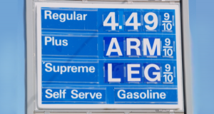 gas prices 2012