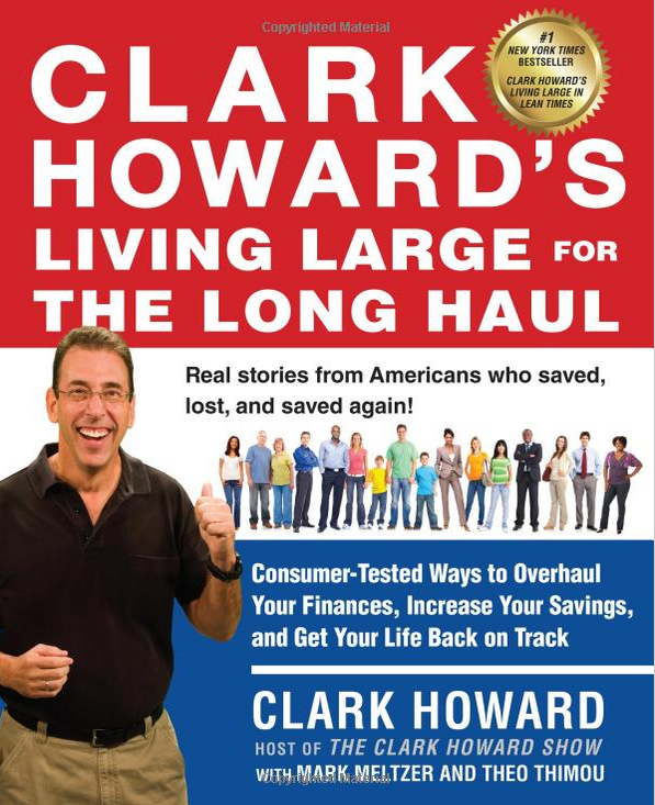 clark howard book