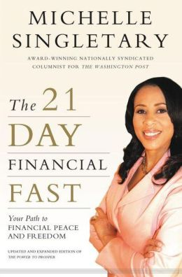 michelle singletary book